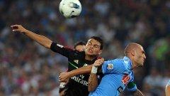 Двубоят Милан - Наполи е един от гвоздеите на футболния уикенд