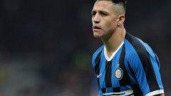 Юнайтед вероятно няма да позволи на Санчес да остане в Интер до края на участието на тима в Лига Европа.