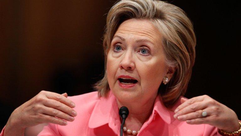 Клинтън обяви, че е готова да съдейства на предварителната проверка на разследващите органи