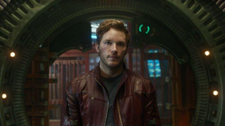 Крис Прат е изненадващо добър избор за ролята на Star-Lord