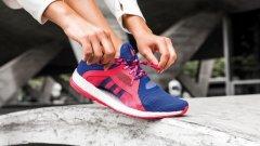 Тест драйв: Pure BOOST X на adidas