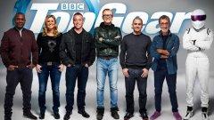 Всички нови водещи на Top Gear плюс Стиг
