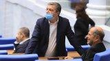 """Преди два дни стана ясно, че депутатът от """"Воля"""" Симеон Найденов също е дал положителна проба"""