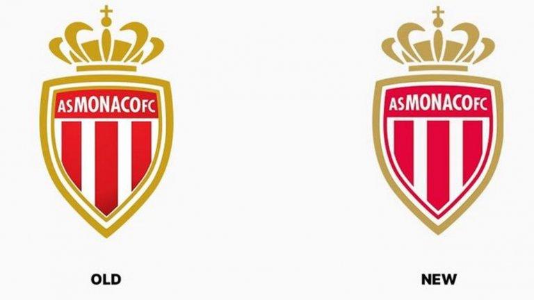 Открийте разликите: Монако смени логото си със... същото