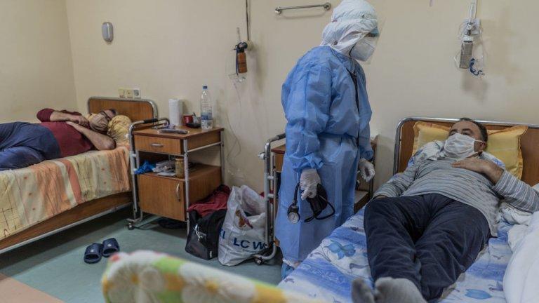 COVID-19: 50 са смъртните случаи през изминалото денонощие