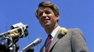 Как убийството на Робърт Кенеди създаде Скуби-ду