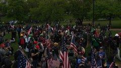 """""""Митингът на свободното слово"""", организиран от консервативни движения буди сериозни притеснения у властите в Бостън"""