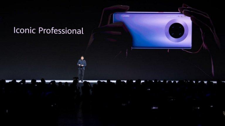 Какво ново от Huawei и флагманите от серията Mate