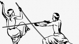 Салимбам - 3000-годишното бойно изкуство на Индия