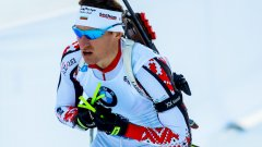 Краси Анев бе изключително разочарован от класирането си в спринта