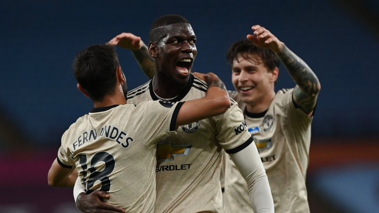 Юнайтед продължи добрата си серия и е на точка от топ 4