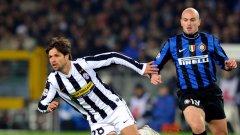 Сблъсъкът между Диего и Естебан Камбиасо ще е сред решаващите за крайния резултат на дербито на Италия между Интер и Ювентус