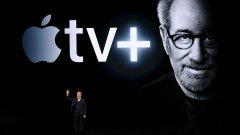 Подкрепата на Спилбърг към Apple TV+ изпраща смесени сигнали