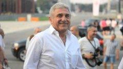 Джовани Бекали афишира сериозни планове за селекцията на Левски и увери феновете, че могат да бъдат спокойни