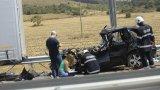 Катастрофа отне три живота край Драгоман