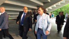 В последните години за ангажираност на Борисов във футбола се говори често, но такава среща би била без аналог вероятно не само в българската история на играта.