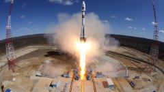 """Планът за построяване на космодрума """"Восточний"""" датира още от 2007 г. Едва 9 години по-късно беше осъществен успешен полет от новата площадка, която се намира в Далечния Изток на Русия."""