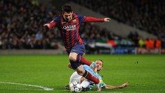 Меси ще преговаря другата седмица с Барселона за новия си договор
