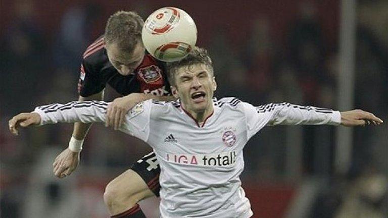 Томас Мюлер навлезе в елитния футбол едва 17-годишен, но неговата устойчивост на контузии е по-скоро изключение за младите футболисти