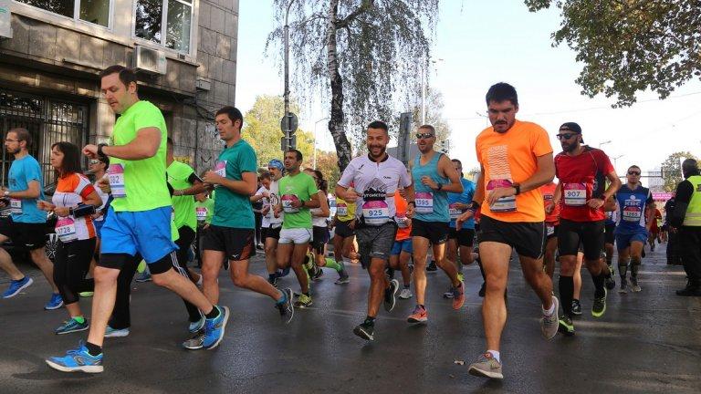 Затварят центъра на София заради маратон