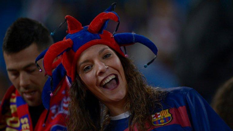 ПСЖ - Барселона е гвоздеят на вечерта