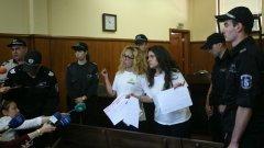 Апелативният съд решава за ареста на Десислава Иванчева