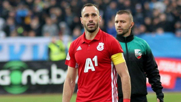 ЦСКА се разделя с капитана си