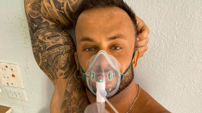 Дмитрий Стужук губи битката със заразата след 8 дена в болница