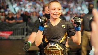 """Роуз Намаюнас е новата-стара шампионка в категория """"сламка"""" на UFC"""