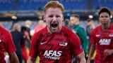 Отборът, който загуби 13 играчи заради коронавируса, но това не му попречи да надвие Наполи в Лига Европа