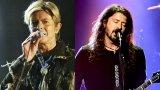 Фронтменът на Foo Fighters сподели спомените си за легендарния музикант.