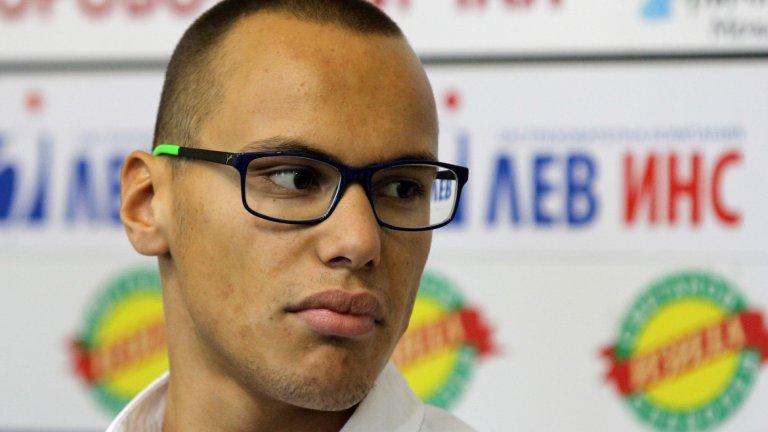 Иванов няма да има време за почивка и още тази седмица отива на лагер в Камчия, където ще се подготвя за предстоящото световно първенство за юноши и девойки в Индианаполис.