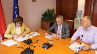 Продължават разговорите за разширяване на коалицията