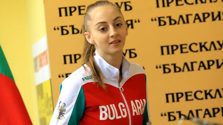 Изключителна Боряна Калейн донесе първи медал за България от 27 години