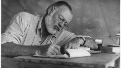 Внукът на Хемингуей публикува непознат разказ на писателя