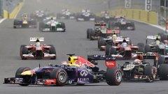 Новите правила във Формула 1 за 2014 може да доведат до ново разпределение на силите