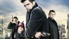 """Колин Фарел и Глийсън – наемни убийци с ирландски произход в черната комедия """"В Брюж"""""""