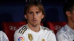 Лука Модрич вече не е основна фигура в Реал Мадрид, но все още е важен за тима на Зинедин Зидан