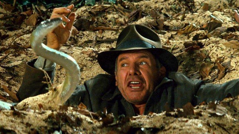 Човек затъва и умира в плаващите пясъци   Ето още една драматична ситуация от приключенските и екшън филми – героят попада в плаващи пясъци и докато се обърне, вече е затънал до шия в тях или дори е напълно погълнат. Дори легендарният Беър Грилс има в предаването си урок как да се отървете от плаващите пясъци, значи трябва да са наистина опасни, нали?  Всъщност плаващите пясъци са доста плътни като структура и за човек е трудно да потъне дотолкова в тях, че да се удави. Ако се движи предимно хоризонтално, всеки може лесно да се измъкне и да оцелее.