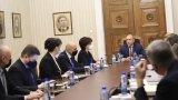 Стигна се до спорове по време на консултациите за парламентарния вот напролет