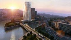 22-етажната офис сграда на банка BBK (Bilbao Bizkaia Kutxa) в Билбао, Испания, е един от красивите проекти на Zaha Hadid Architects, който в момента е в процес на изпълнение.   Вижте в галерията най-интересните проекти и готови сгради на студиото