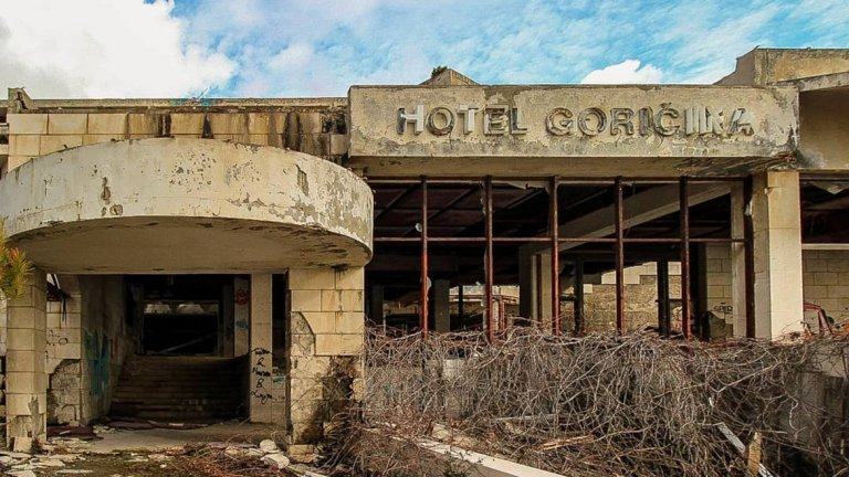 """""""Заливът на изоставените хотели"""""""