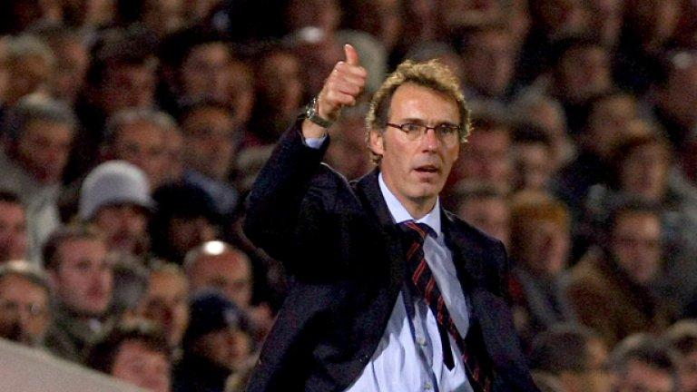 """""""Френският футбол малко по малко преодолява изоставането си и догонва Испания, Англия и Италия"""", смята Лоран Блан"""