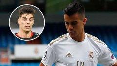Леверкузен си хареса талант на Реал за заместник на Хаверц