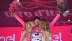 6 любопитни факта за юбилейното 100-тно издание на Джиро д`Италия...