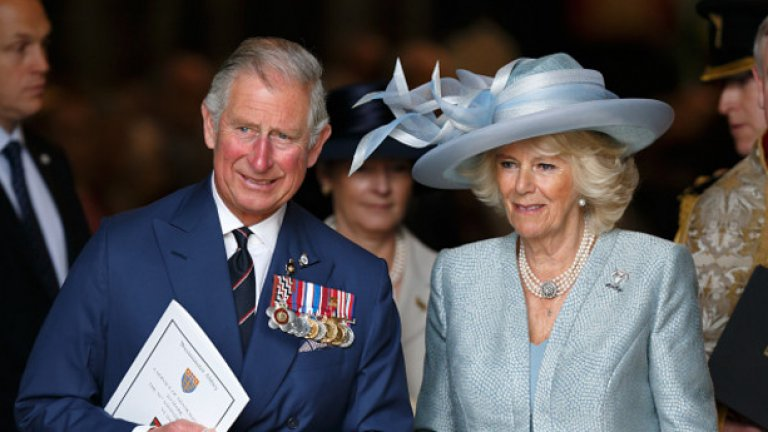 Британците не искат Чарлз за крал, нито Камила за кралица