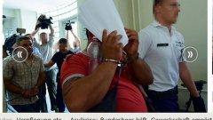 Доживотен затвор за 3 българи заради смъртта на 71 мигранти