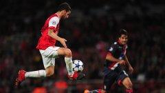 Сеск Фабрегас може да изведе Арсенал до титлата, смята Венгер