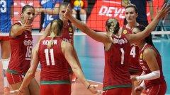 Нова категорична победа за България на Европейското по волейбол
