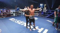 Капитанът на националния ни отбор по кикбокс Атанас Божилов завоюва Световната титла на WAKO PRO
